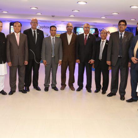 ITU Secretary General visits Telenor Digital Festival