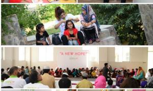 Zong's 'New Hope' Volunteers Visit SOS Village Islamabad