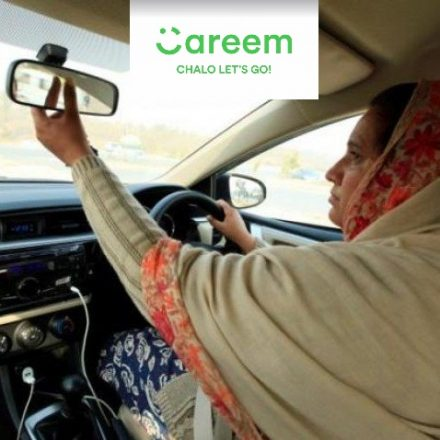 Female Captains Introduced by Careem