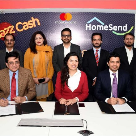 HomeSend Partnered with JazzCash for Collection of International Remittances