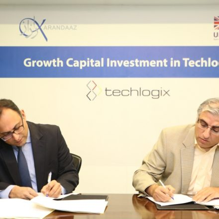 Karandaaz and TechlogixPartner to Roll-Out Campus on Cloud Solutions