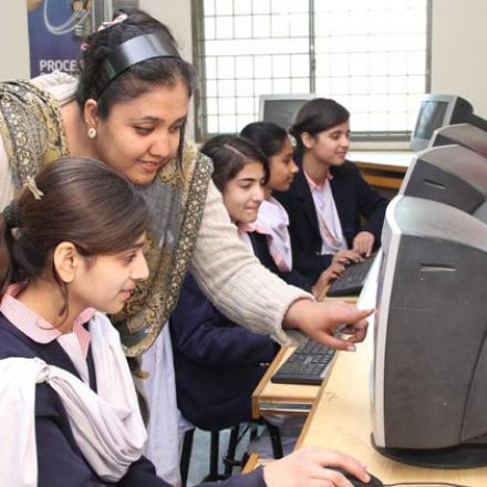 MoU signed for the provision of Computer Labs in Govt. Girls' Schools in Islamabad