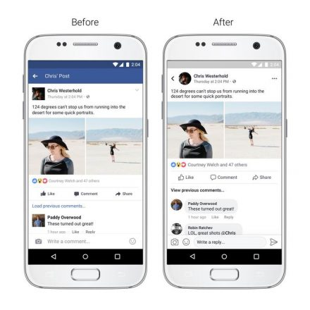 Facebook to Redesign its News Feed and add a gray bubble