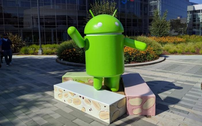 Marshmallow got highest share in the total Android market while Nougat just got 13.5%
