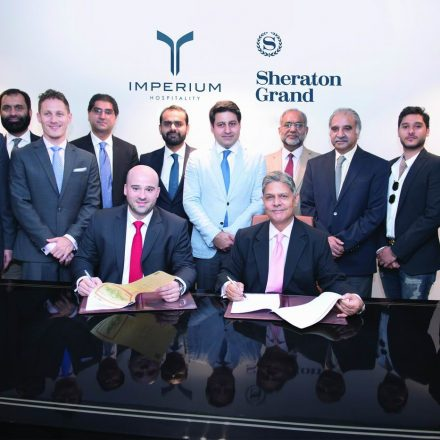 Imperium Hospitality signs Hotel Franchise Agreement with Starwood