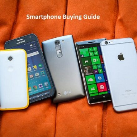 Smartphone Buying Guide for Newbies