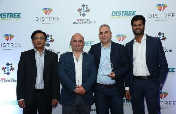 Huawei wins accolades at the DISTREE Diamond and MERA awards 2015