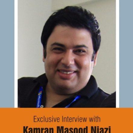 Exclusive Interview with Kamran Masood Niazi Communication