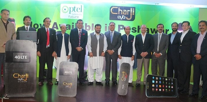PTCL introduces next-generation CharJi EVO services in Peshawar