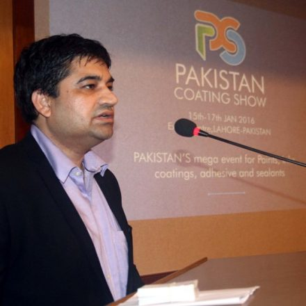 Plans 'Networking Event' for Paints & Coatings industry