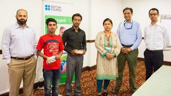 Ufone and British Council award UEnglish Winners