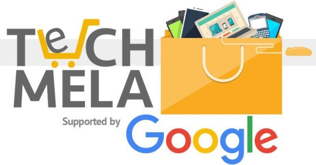 "Tech Mela First Pakistan's biggest shopping festival ""Supported By Google"""