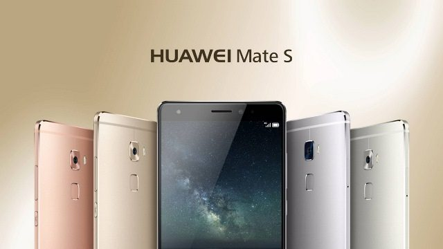 Huawei Unveiled its Latest Prodigy Mate S in Pakistan