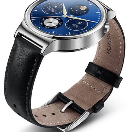Huawei Smart Watch: the most luxurious Android watch till date