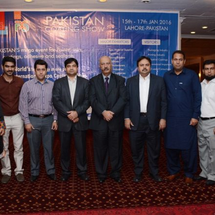 For Paints and Coating Industry, A Grand Networking Event Organized At Lahore
