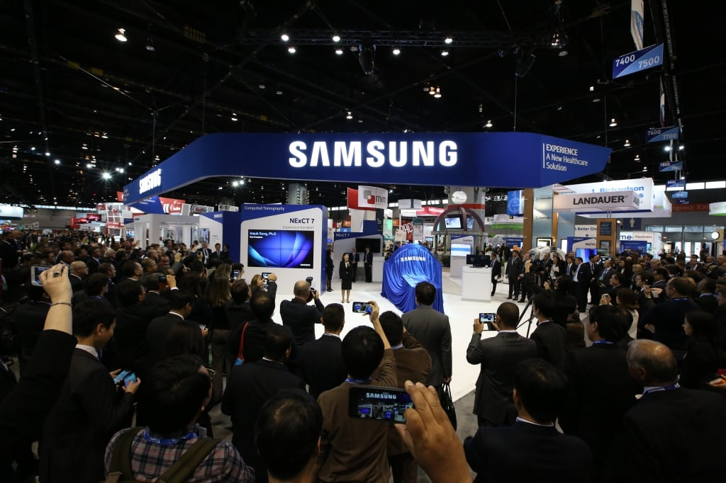 Samsung Unveils an Expanded Portfolio of Medical Imaging Solutions