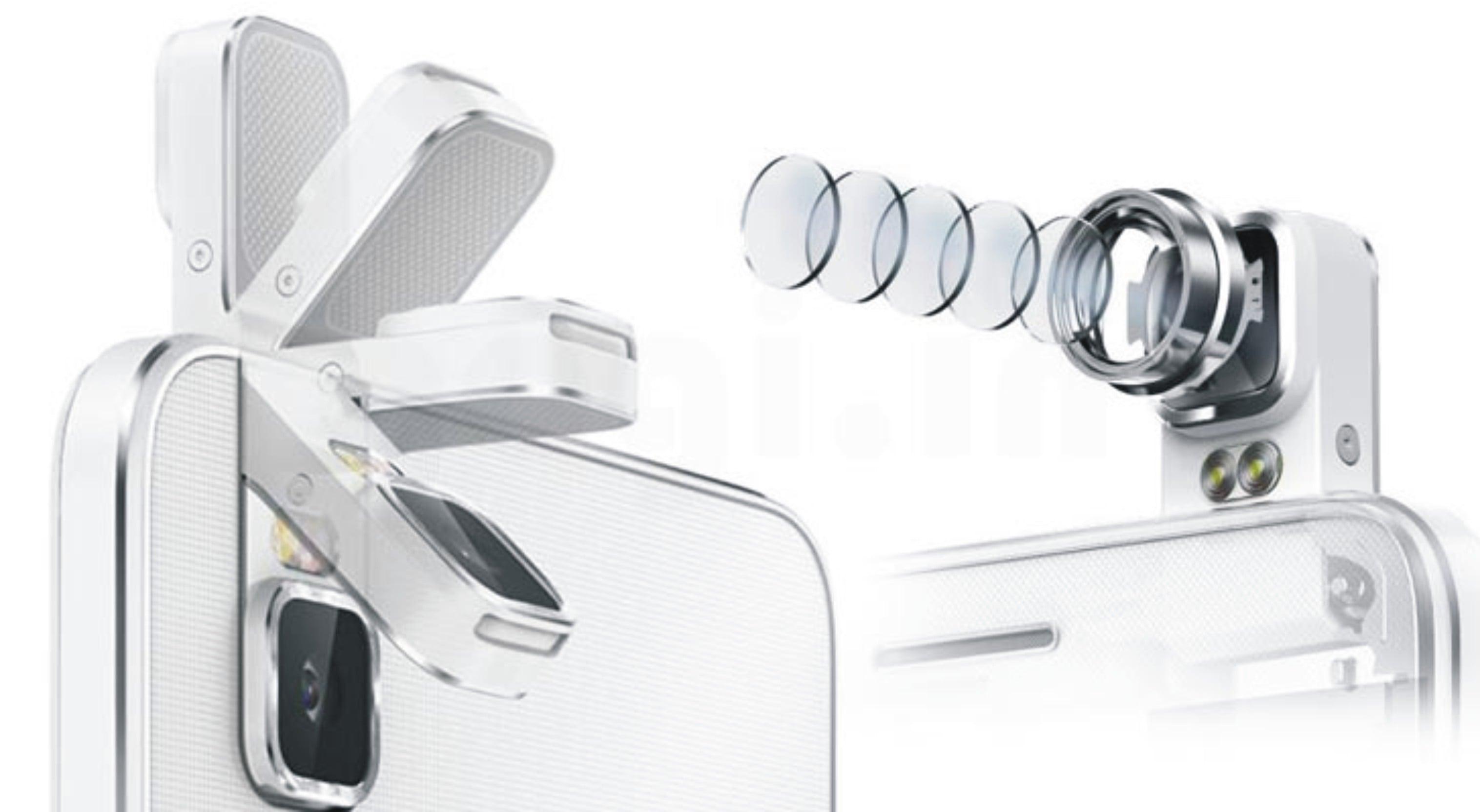 Magical Flip Camera of Huawei Shot X creating Buzz in the market