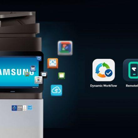 Samsung New Smart Printing Apps Enhance Office Productivity