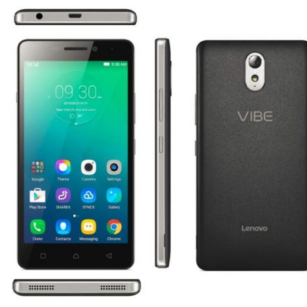 Lenovo launches its most 'Unstoppable' VIBE P1m Smartphone