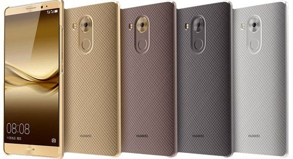 Huawei Mate 8 Pre-bookings received Hot Response in Consumer Market