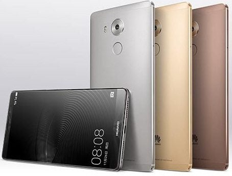 Chipset in Huawei Mate 8 Designed High Performance & Power Efficiency