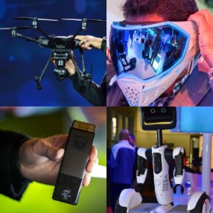 Intel Brings Home Top Awards, Recognition during CES 2016