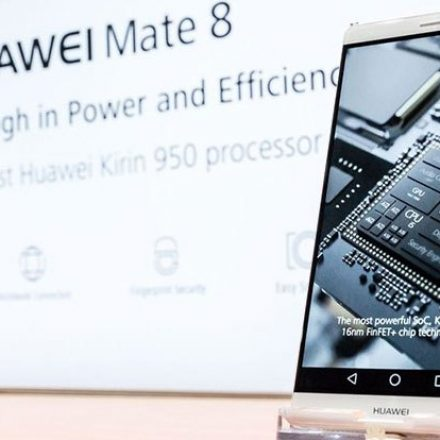 Huawei Mate 8 is the Most Energy Efficient Smart Phone of the Market