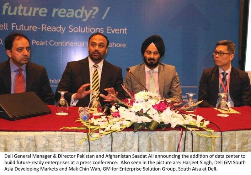 Dell Supports Development of Pakistan's Future-Ready Enterprises