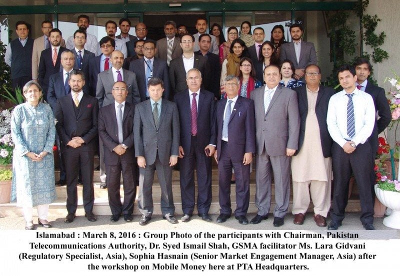 MOBILE MONEY WORKSHOP ORGANIZED BY PTA