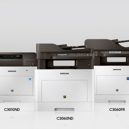 Samsung Electronics Launches ProXpress C30 Series MFPs