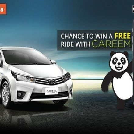 Food Order With A Free Car Ride? Let foodpanda & Careem surprise you!