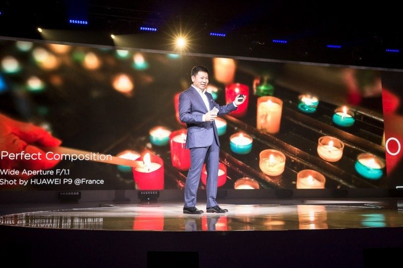 Huawei Consumer Business Group unveiled the much-awaited Huawei P9 series, destined to reinvent smartphone photography.