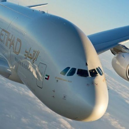 ETIHAD AIRWAYS ANNOUNCES BUSINESS CLASS SALE