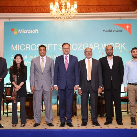 Microsoft launches Pakistan's first of its kind Entrepreneurship