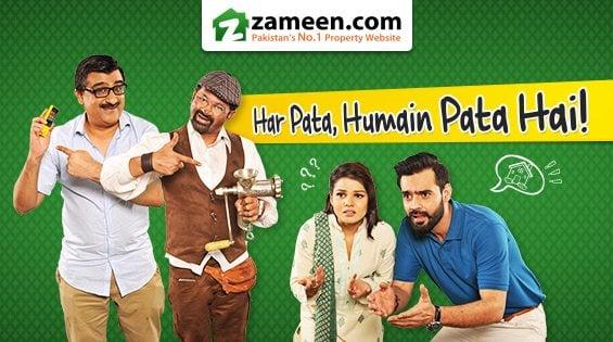 Zameen.com launches new TV Real Estate campaign