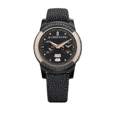 Samsung and de GRISOGONO Make Baselworld Tick Luxury Smart Time