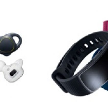 New Samsung Gear Fit 2 with Music