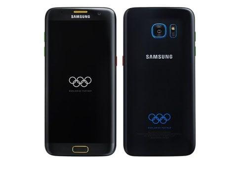 Rumors: Samsung to Produce S7 edge Olympics Edition.