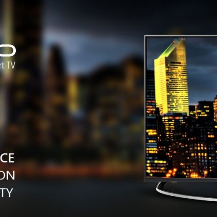 EcoStar launches 55 inch Smart TV – VERO 4K UHD with Distinguish features