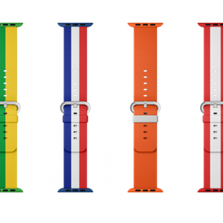 COUNTRY THEMED APPLE WATCHES FOR OLYMPICS !