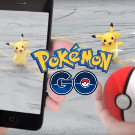 POKEMON GO: Nintendo's major movement.