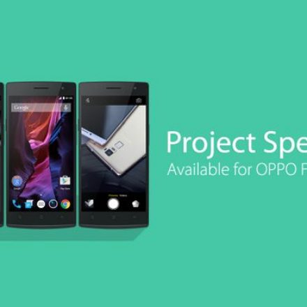 PROJECT SPECTRUM NOW AVAILABLE FOR OPPO