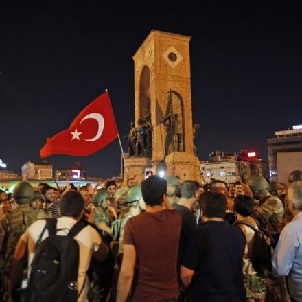 NO ACCESS TO SOCIAL MEDIA AMID MILITARY COUP IN TURKEY.