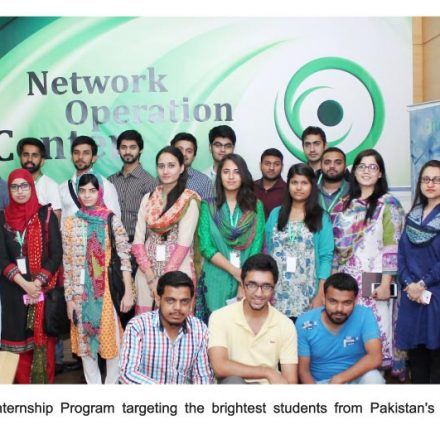 PTCL summer internship program concludes