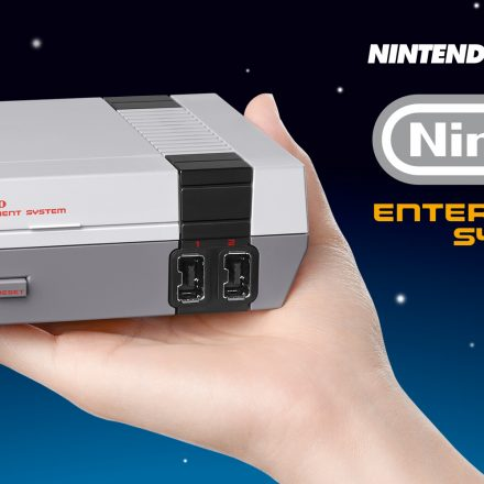 NINTENDO TO  COME BACK WITH NES CLASSIC IN NOVEMBER