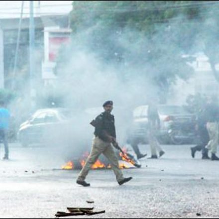 NetMag Condemns Attack On Media Houses At Karachi