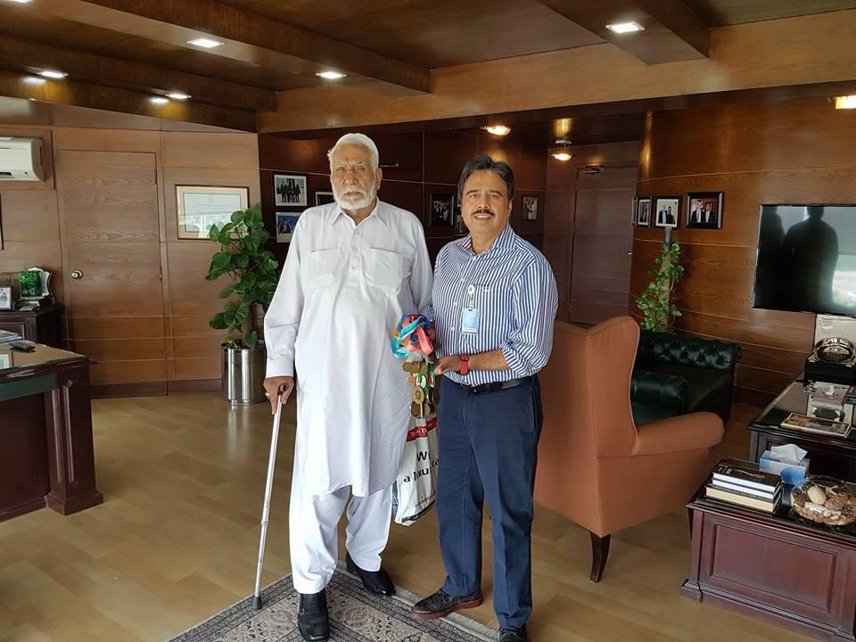 NetSol Recruits Pakistani Olympian Muhammad Ashiq