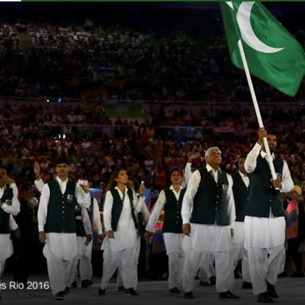 Olympics: GOOGLE helps in tracking Pakistan's Performance.