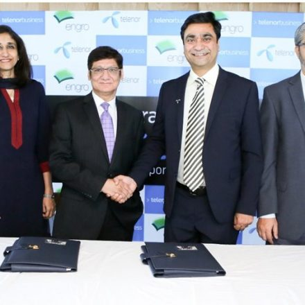 Telenor Partners With Engro Corp To Automates Milk Collection Network