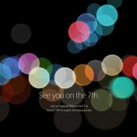 Exclusive: Apple Special Event 2016